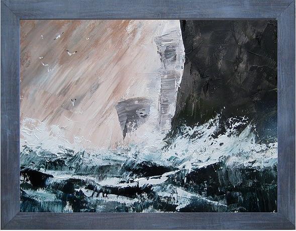 'Gannet-fall'