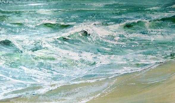 Fresh Day on an Orkney Beach