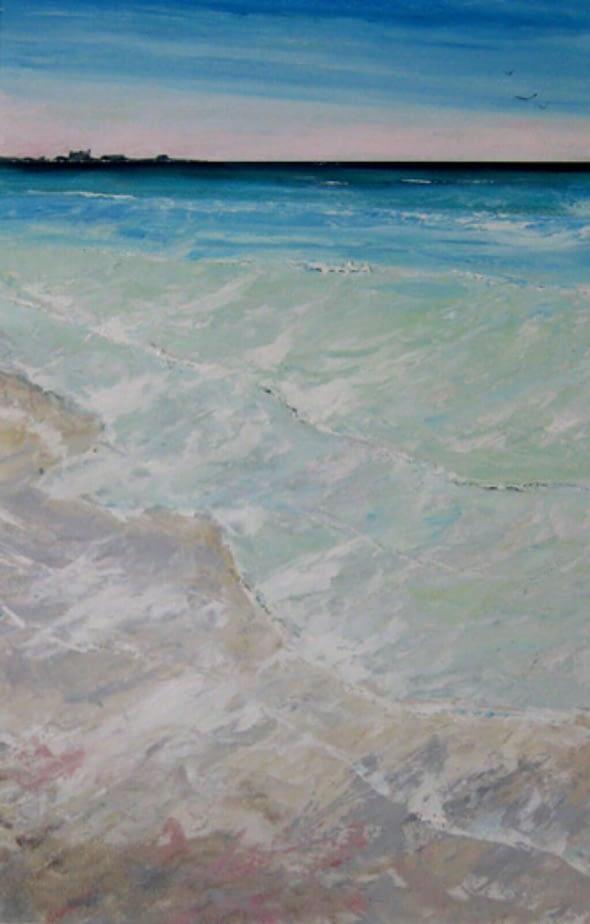 Incoming Tide at Rusness