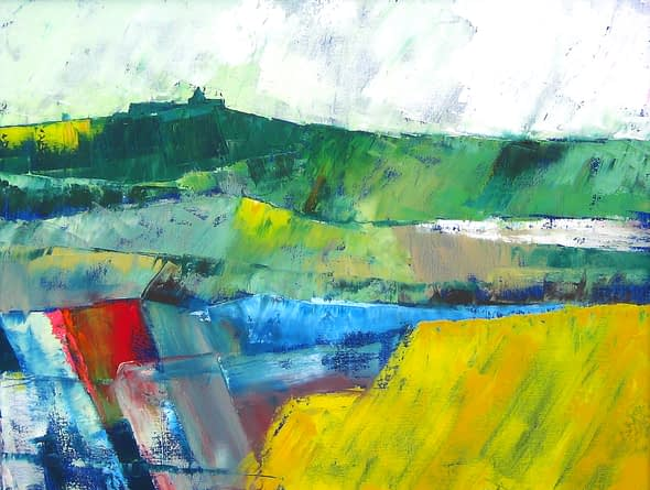'Consideration of a Landscape 3'