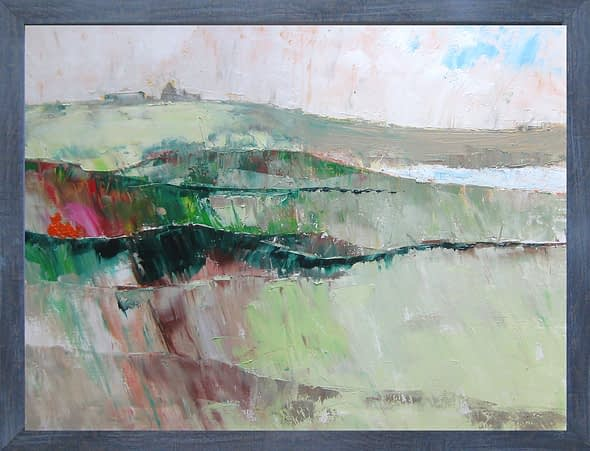 'Consideration of a Landscape 2'