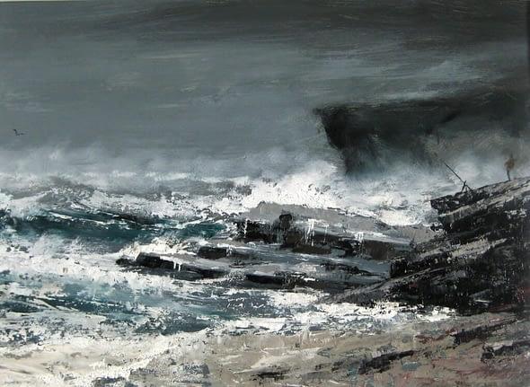 The Sea-angler
