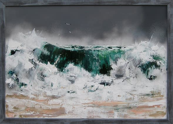 'Tide's Coming In'