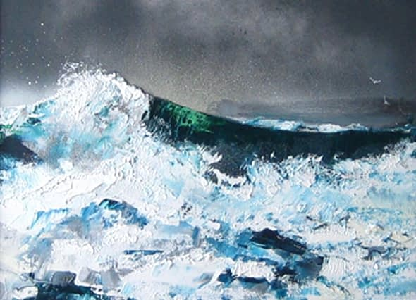 'First Gale of the Autumn'