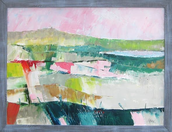 'Consideration of a Landscape 5'